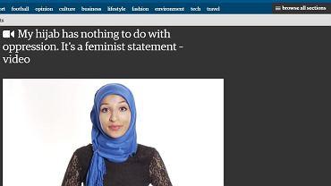 "Hanna Yusuf dla ""The Guardian"""