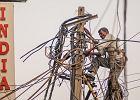 """W Indiach brakuje prądu. """"To może przyspieszyć odejście od węgla"""""""