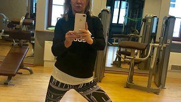 Mariola Bojarska-Ferenc: 'Mam 58 lat a ciągle jestem w formie'