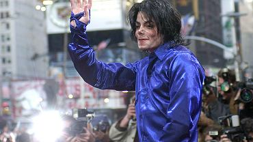 Michael Jackson, 2001.