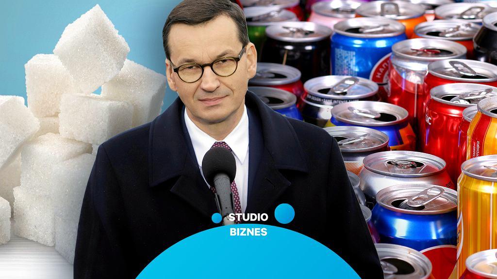 Podatki w Polsce znów w górę. Tym razem przez cukier