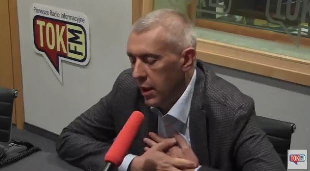 Roman Giertych w TOK FM