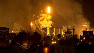 Wybuch w zakładzie petrochemicznym koło hiszpańskiej Tarragony