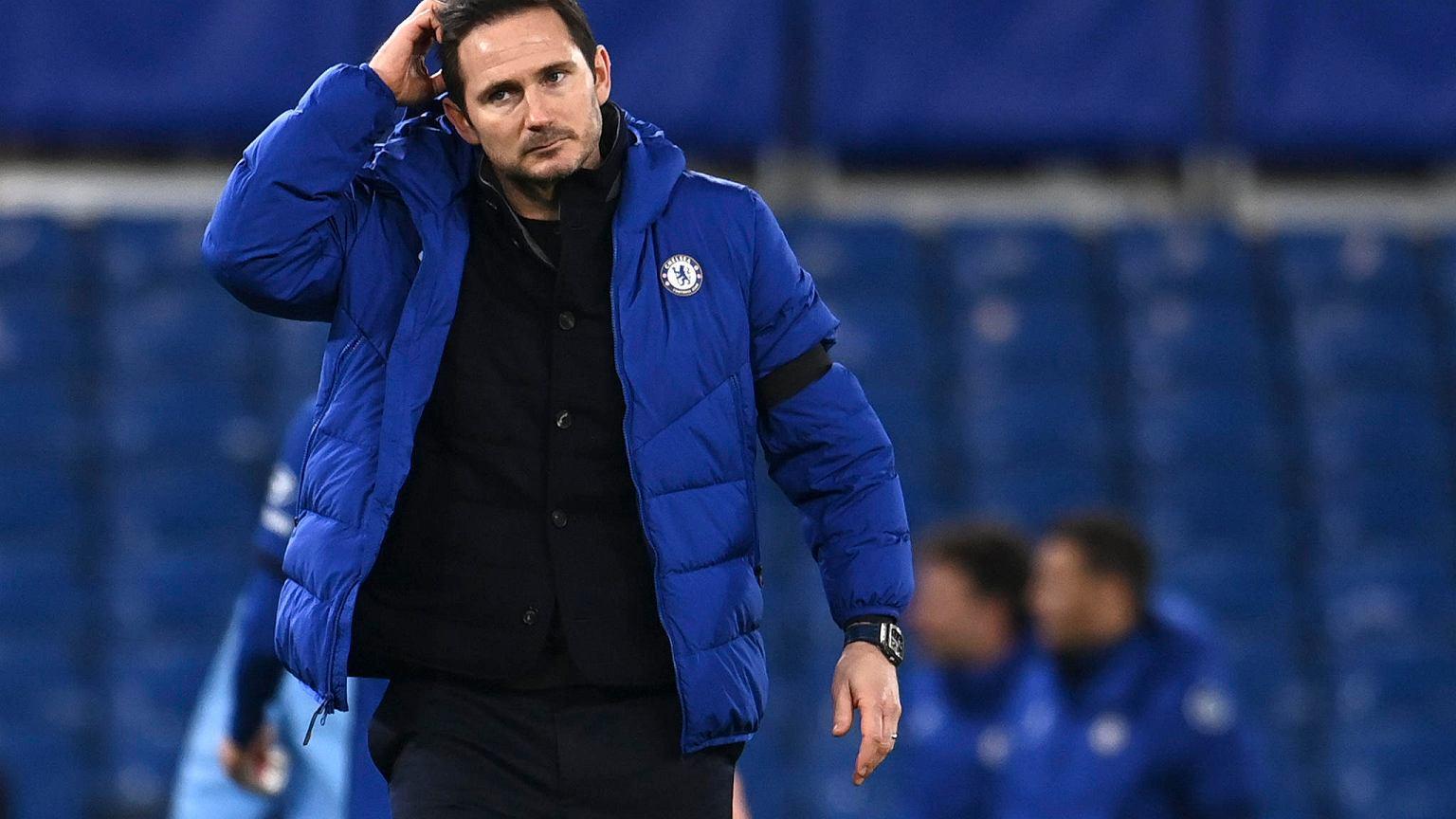 Oficjalnie: Frank Lampard zwolniony! Chelsea ma ju