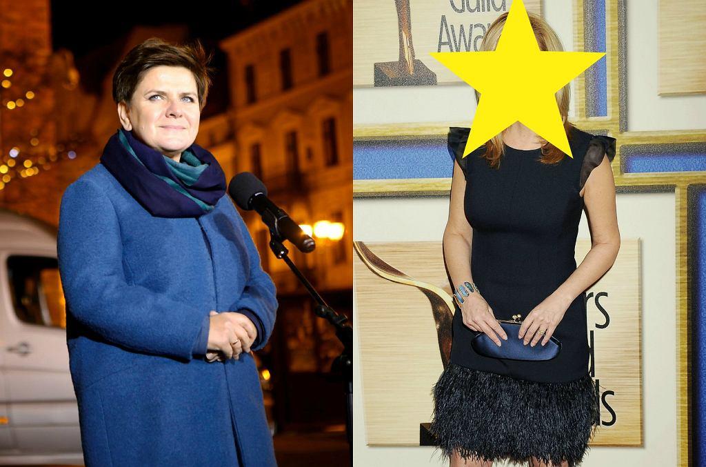Beata Szydło, Lisa Kudrow