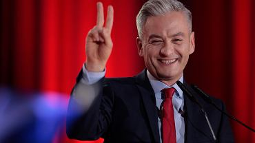 Robert Biedroń. Wiosna prezentuje Nowa Europejska Drużynę