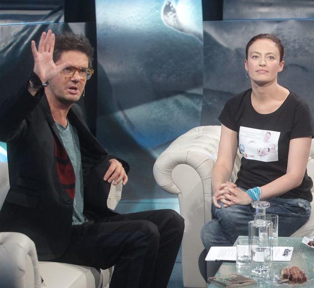 Magdalena Różczka, Kuba Wojewódzki