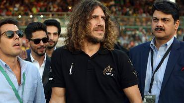 Carles Puyol wskazał najlepszego obrońcę na świecie