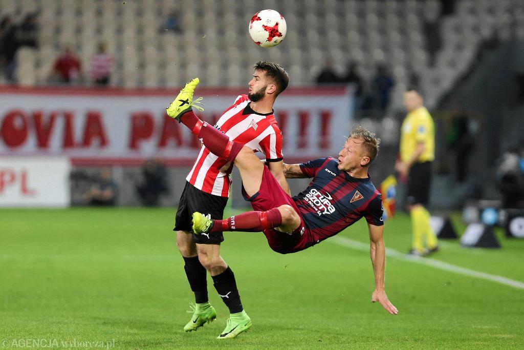 Cracovia - Pogoń Szczecin 3:0