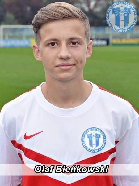 Zawodnik Wisły był jedynym piłkarzem z Płocka w kadrze Mazowsza