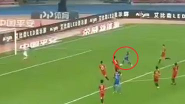 Adrian Mierzejewski strzelił kolejnego gola w lidze chińskiej
