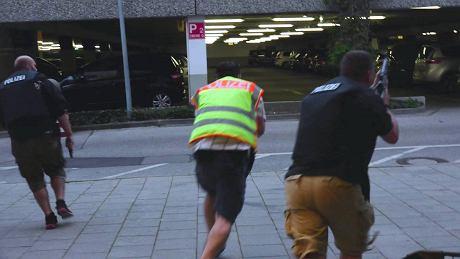 Strzelanina w Monachium (HANDOUT / REUTERS / REUTERS)