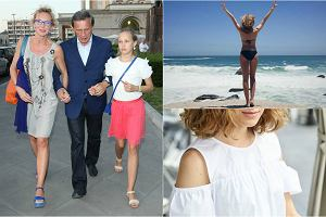Helena Englert, córka Jana Englerta i Beaty Ścibakównej, została aktorką. Właśnie otrzymała rolę w serialu Barwy szczęścia.
