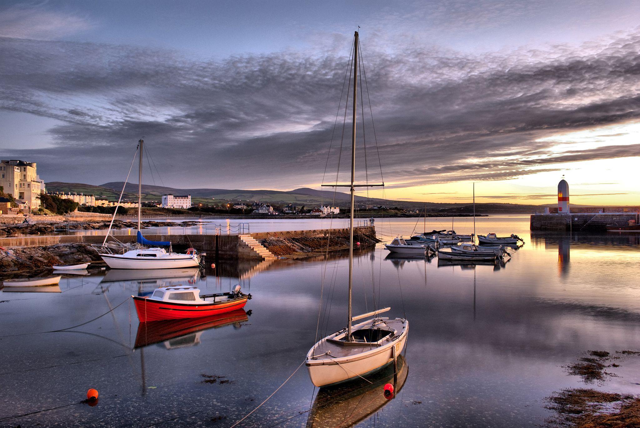 Port St. Mary (fot. Jan Treger)