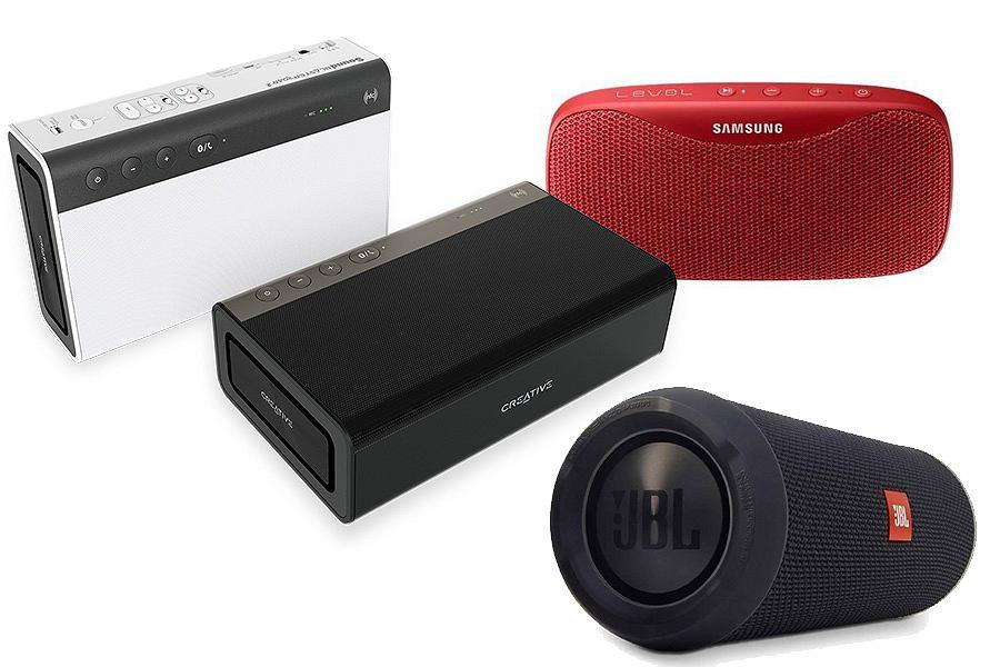Głośniki Bluetooth do 500 zł