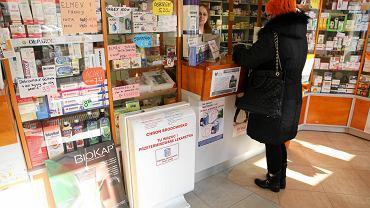 Ministerstwo Zdrowia chce ograniczyć sprzedaż leków poza aptekami