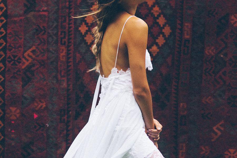 Oryginalna suknia ślubna Hollie