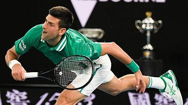 Koniec snu Karacjewa. Djoković w finale Australian Open!
