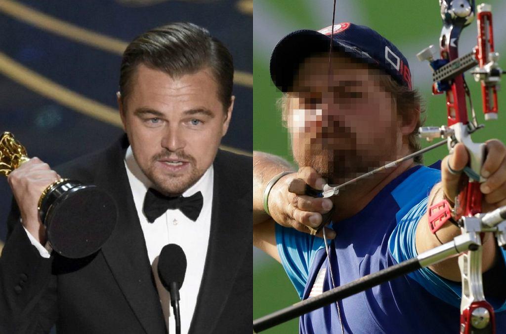 Leonardo DiCaprio, Brady Ellison