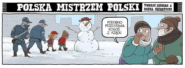 Zdjęcie numer 32 w galerii - Polska mistrzem Polski [GALERIA]