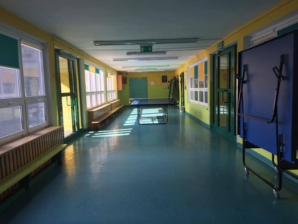 Gimnazjum przy ulicy Bartniczej