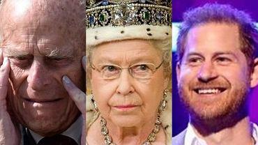 Książę Filip w szpitalu, Elżbieta apeluje o szczepienie, a Harry występuje w talk-show. Eksperci: Na jakiej on jest planecie?