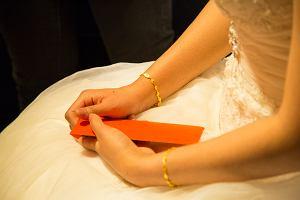 Wzięli ślub, prześwietlił ich fiskus. Pytał o zawartość kopert i listę gości. Urzędnicy nie dali wiary wyjaśnieniom