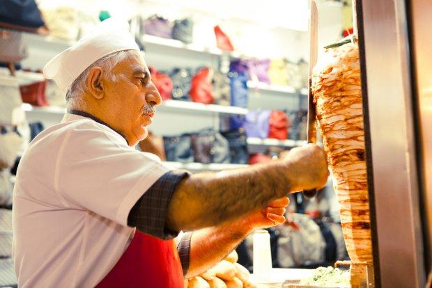 Prawdziwy kebap w Stambule, fot. evantravels / shutterstock.com