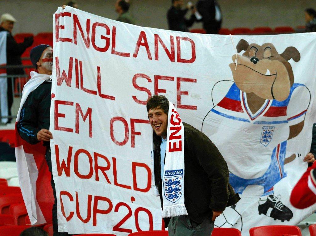 Anglia - Polska 2:0