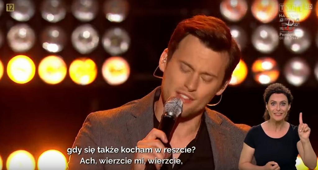 Warszawiacy śpiewają (nie)zakazane piosenki - 76. rocznica Powstania Warszawskiego, 1 sierpnia 2020