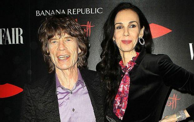 L'Wren Scott, Mick Jagger