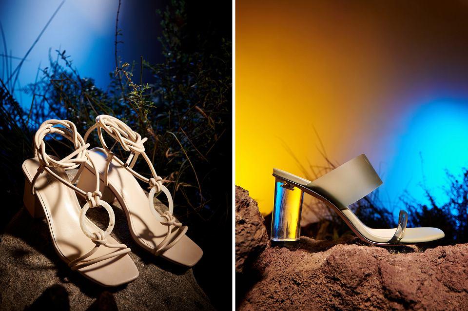 Buty z kolekcji Re.Design