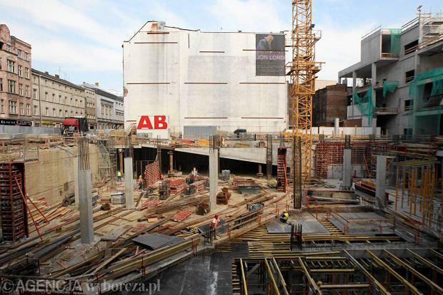 Liczą straty po budowie Galerii Katowickiej. Zniszczono 11 kamienic