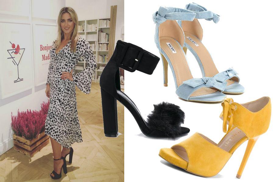 Eleganckie buty - sandały