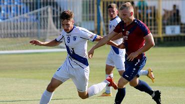4 sierpnia 2018 r., piłkarskie derby Gorzowa w trzeciej lidze: Warta Gorzów - Stilon Gorzów 1:1 (0:0)