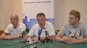 Wojciech Kamiński (z lewej) i Michał Sokołowski (z prawej strony)