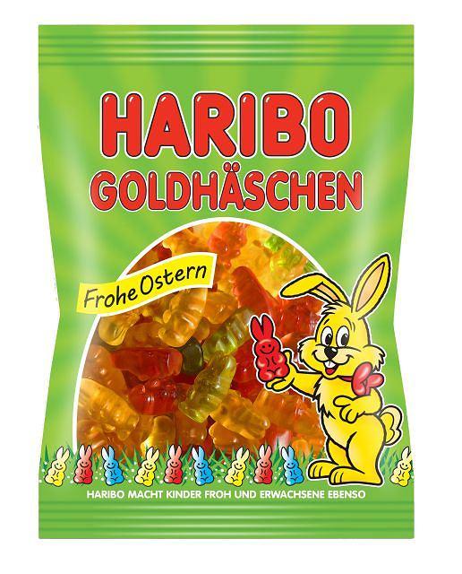 Haribo - Złote zajączki