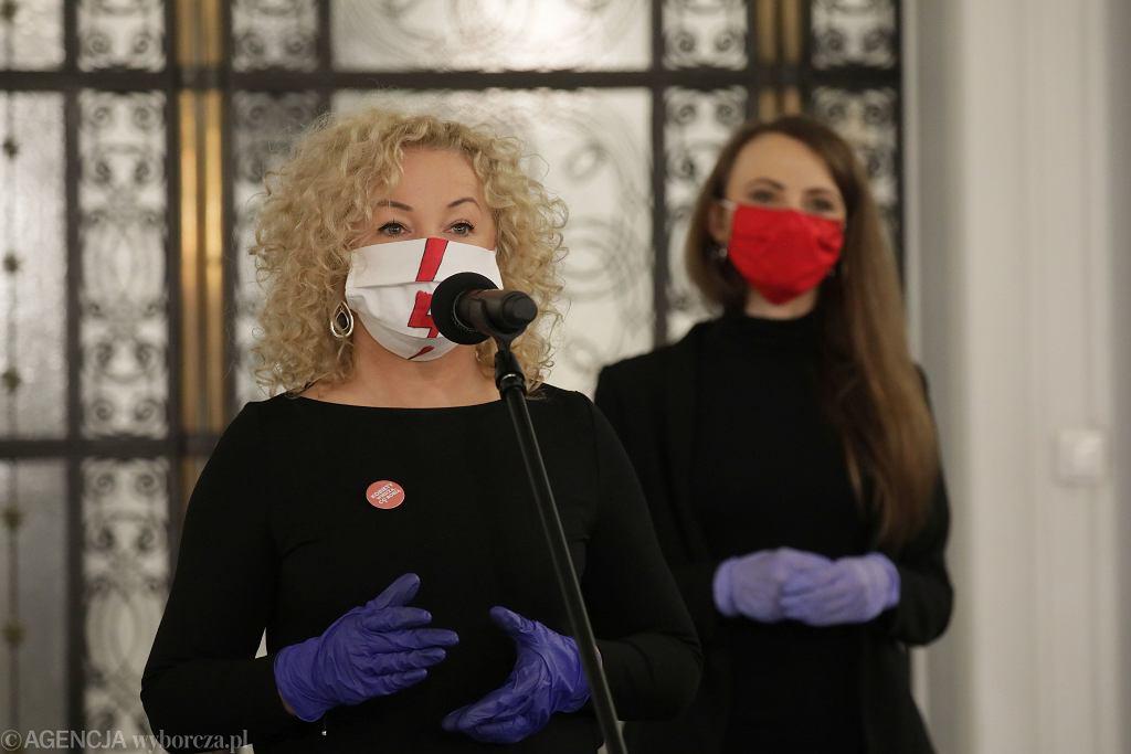 Drugi dzień 10. posiedzenia Sejmu IX kadencji podczas epidemii koronawirusa