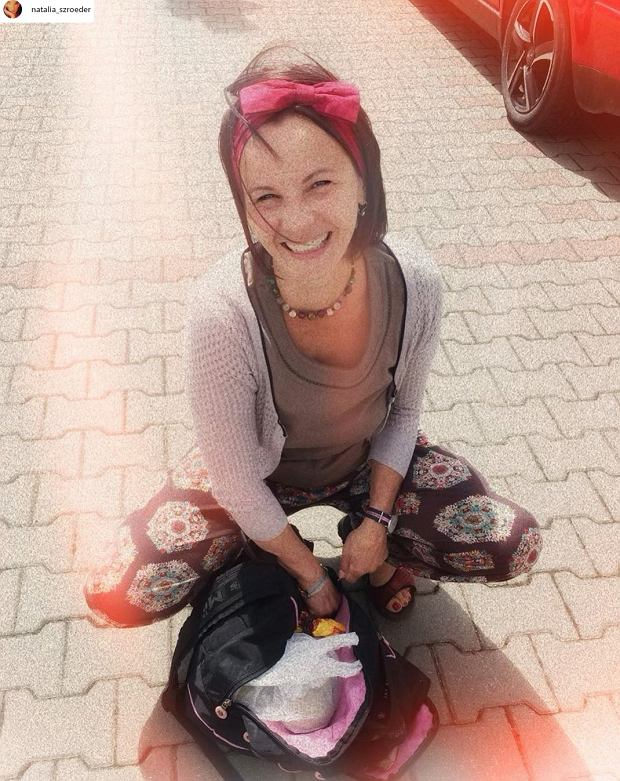 Mama Natalii Szroeder