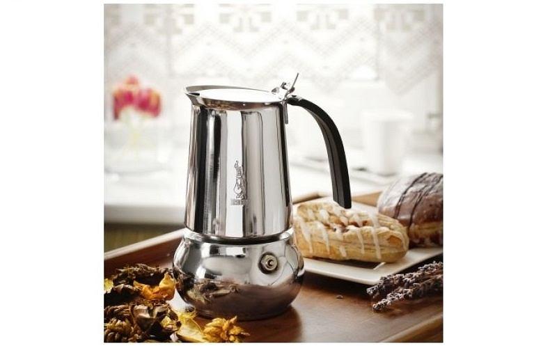 Kawiarka stalowa Bialetti to wybór na lata.