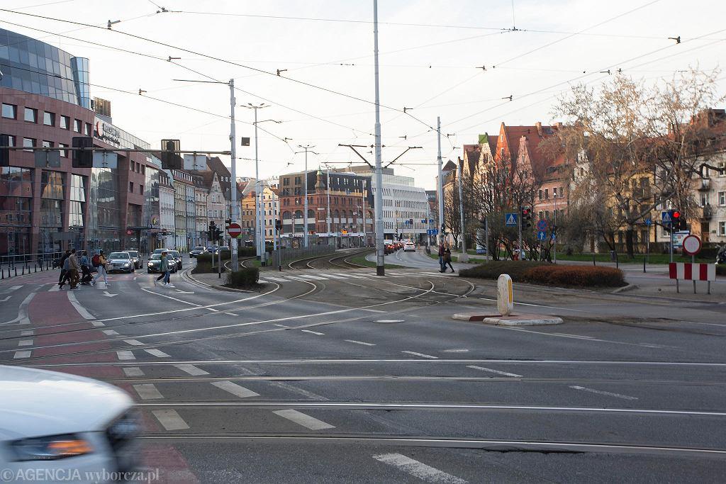 Trasa W-Z w przyszłości przestanie być obwodnicą Starego Miasta