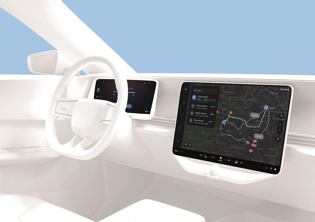 Nawigacja TomTom for Automotive