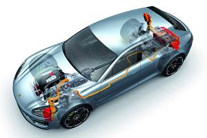 Porsche | W Zuffenhausen planują rywala Tesli