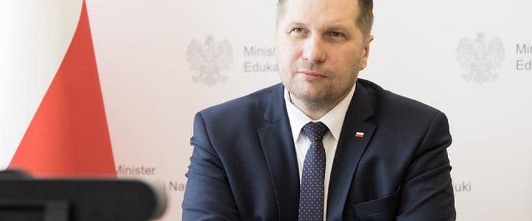 Minister Czarnek zapowiada likwidację deficytów w edukacji. Najpierw 1 godz.