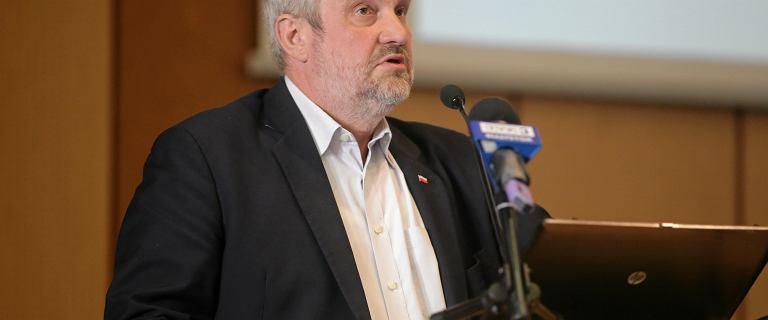Ardanowski: Obecna susza nie ma takiego rozmiaru jak w roku ubiegłym
