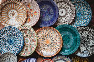 Nietłukące naczynia z melaminy: Włoskie wzory na jacht, kemping i do kuchni
