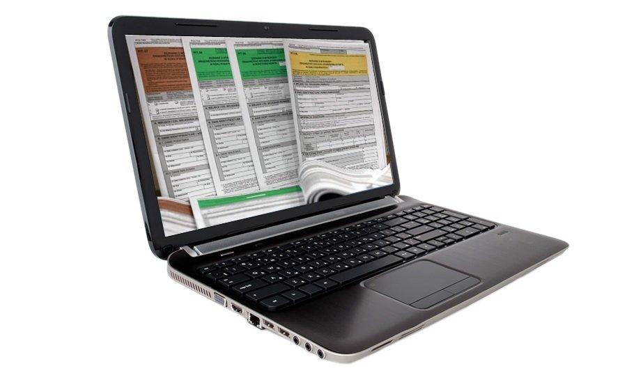 Podatki - komputer