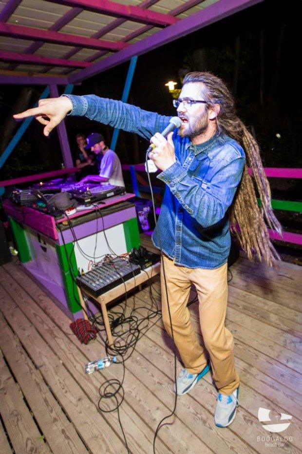 Koncert w Boogaloo Beach Bar