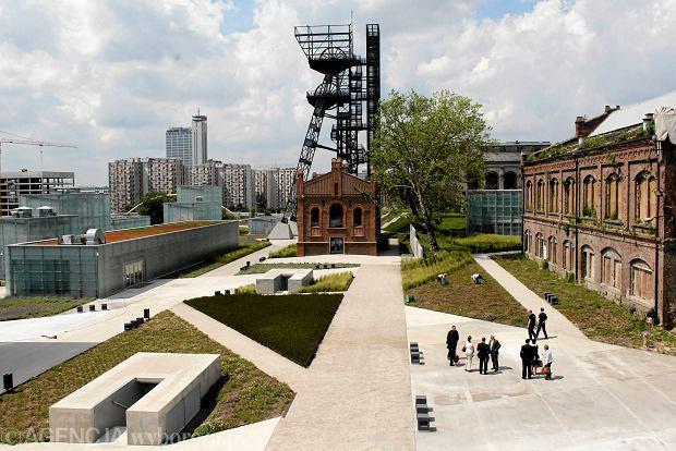 06.05.2014 Katowice . Muzeum Slaskie . Centrum Scenografi Polskiej .    Fot . Dawid Chalimoniuk  /  Agencja Gazeta   SLOWA KLUCZOWE: scenografi