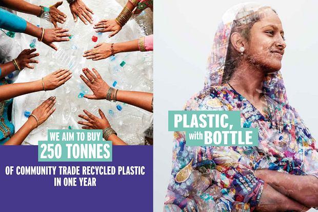 The Body Shop wprowadza własne tworzywo recyklingowe